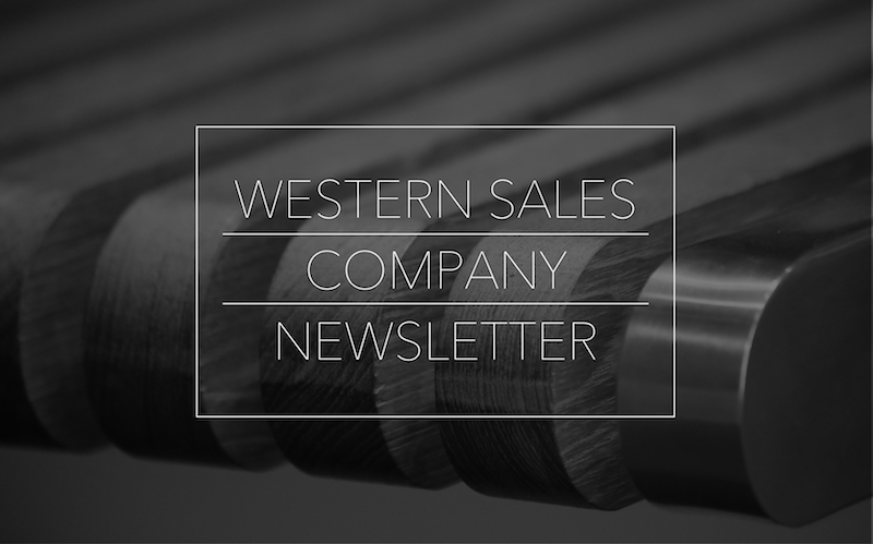 Western Sales Company Newsletter