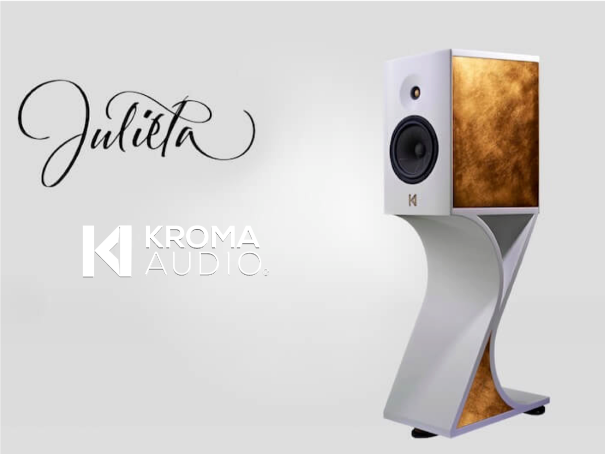 Kroma Audio speakers