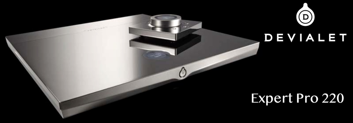 Devialet Expert Pro 220 - Golden Ear Awards