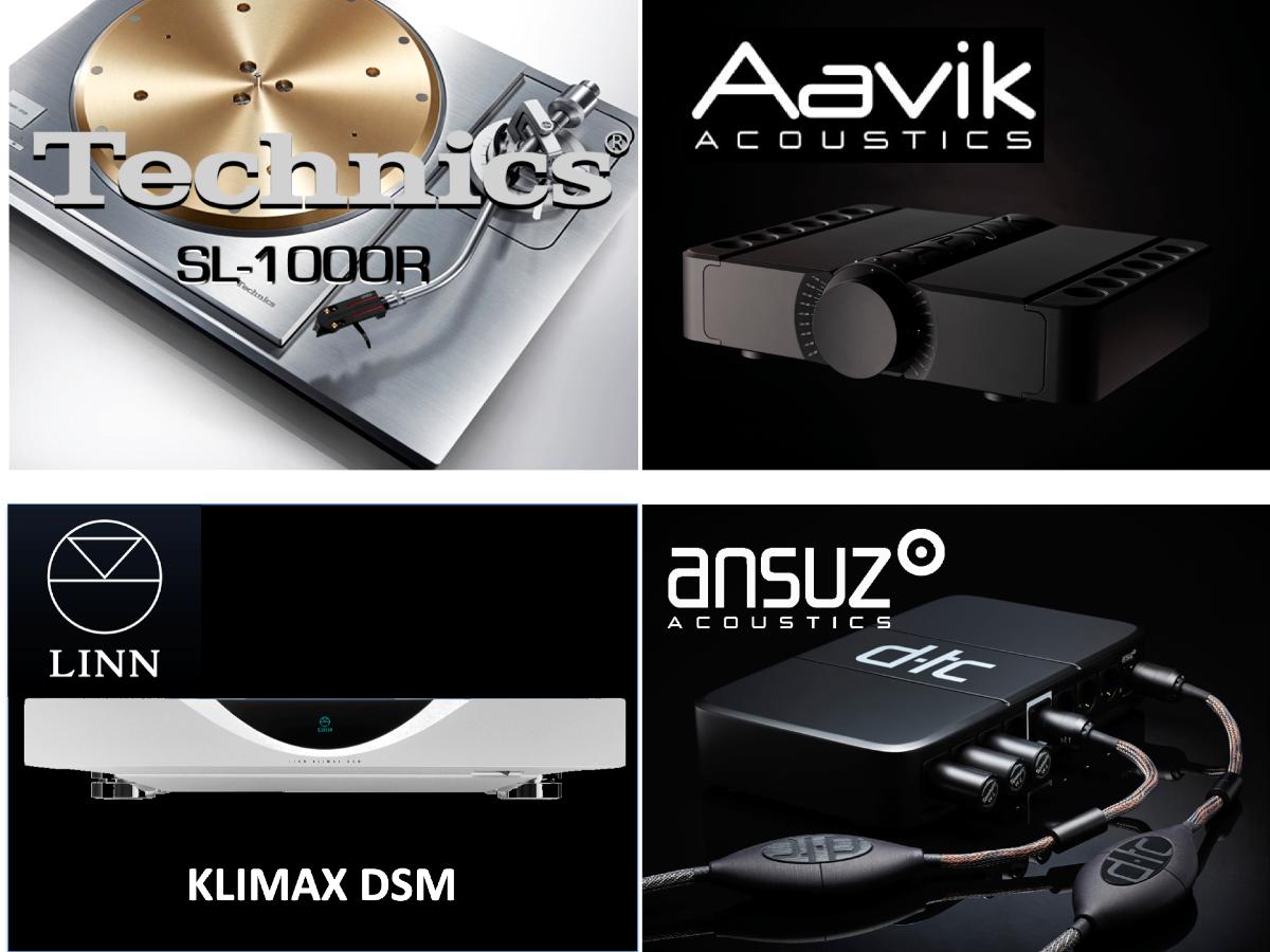 Technics SL-1000R Aavik Ansuz Linn Klimax DSM