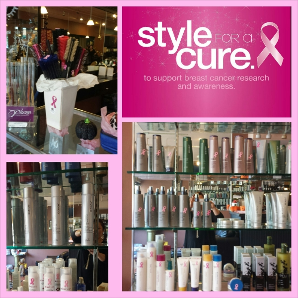 STYLE FOR A CURE