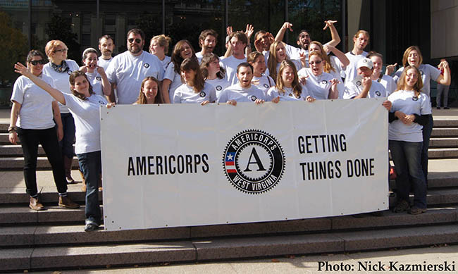 AmeriCorps Swearing In Ceremony