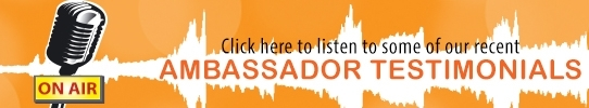 Ambassador Testimonials