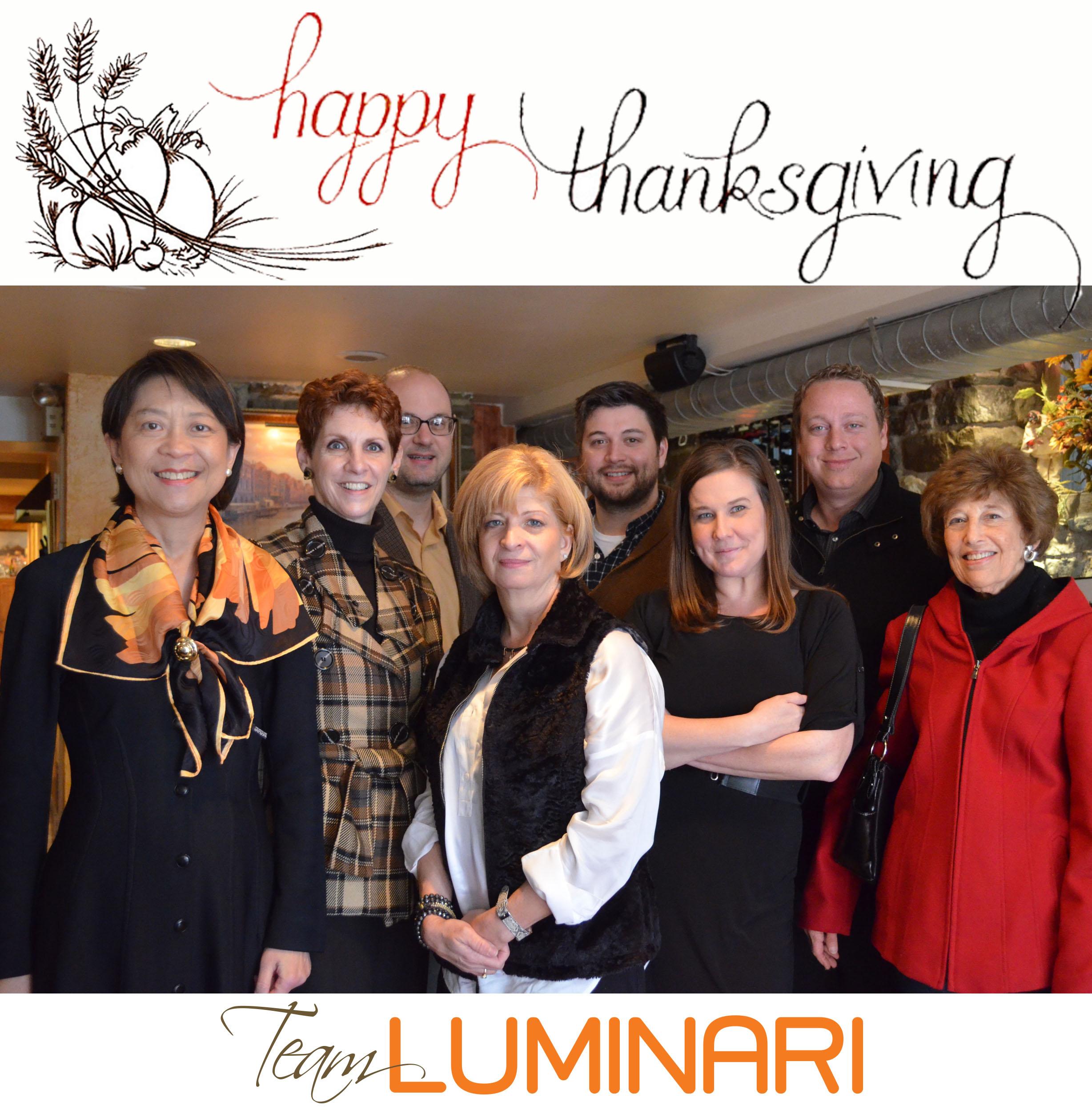 #InspireMe - our inspiration is Team Luminari Collaborators
