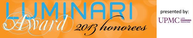 2013 Luminari Award Honorees