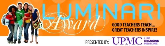 Luminari Award is sponsored by UPMC