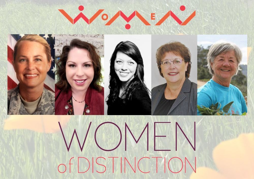 2019 Women of Distinction Honorees