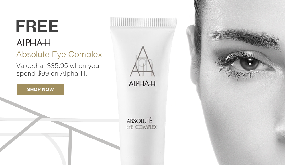 Alpha-H Gift with Purchase