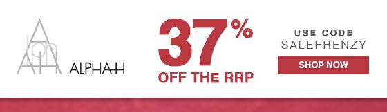 37% off Alpha-H