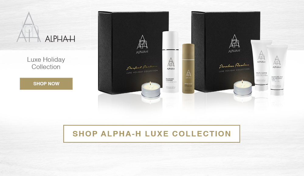 Alpha-H Luxe Holiday Collection