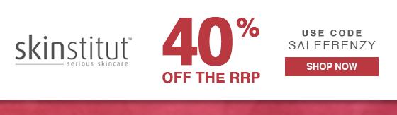 40% off Skinstitut