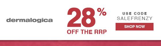 28% off Dermalogica