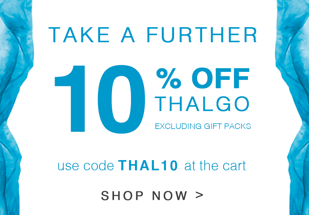 Further 10% off Thalgo