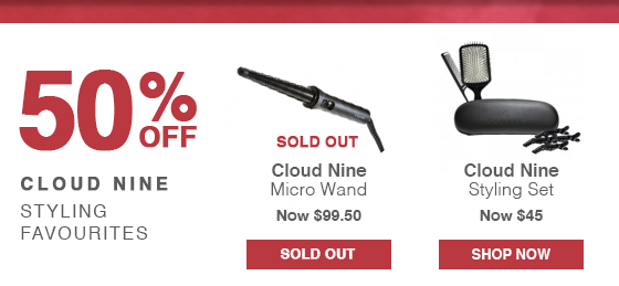 50% off Cloud Nine