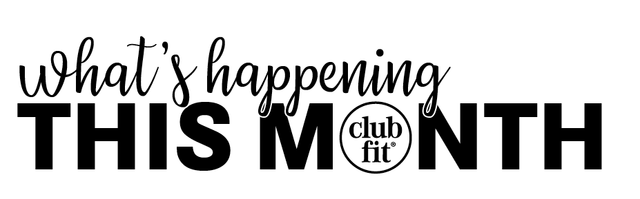 What's happening at Club Fit