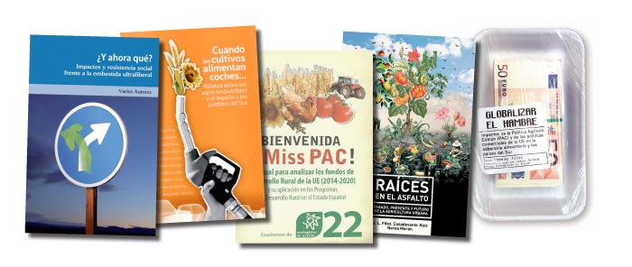 Libros de Ecologistas en Acción