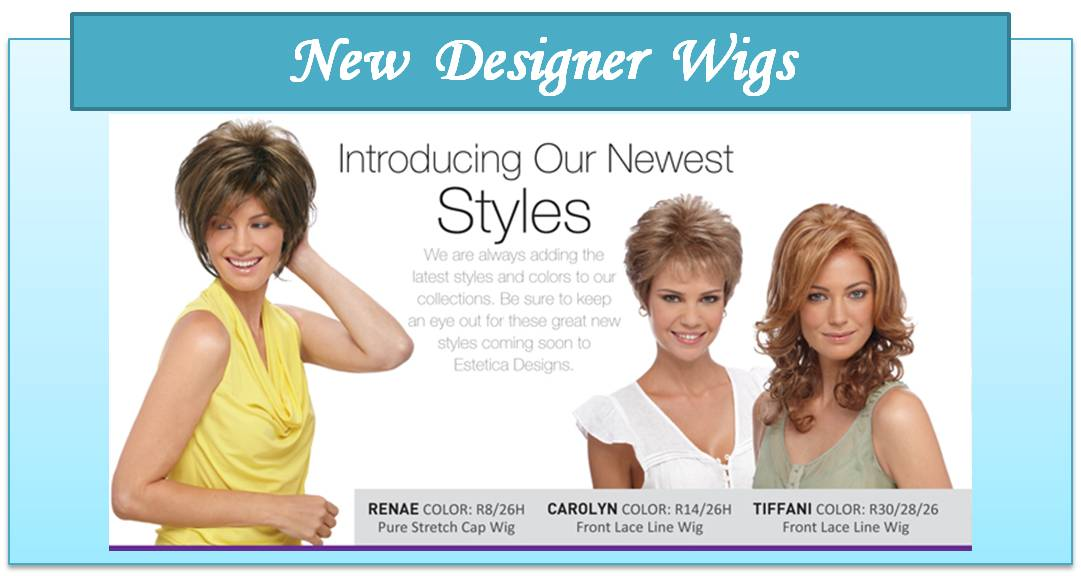 New Designer Wigs The Hair Lady