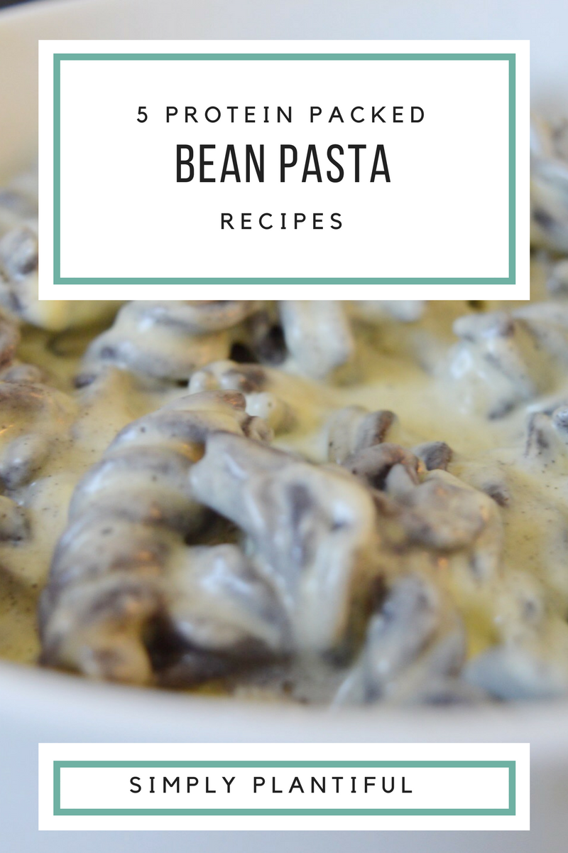 Bean Pasta Guide eBook Cover