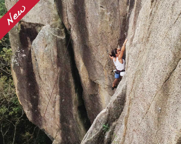 Outdoor Rock Climbing and Abseiling