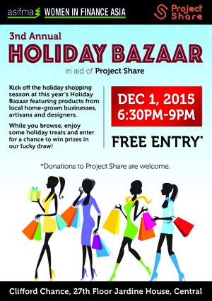 WiFA Holiday Bazaar