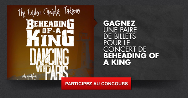 Concours Beheading Of A King