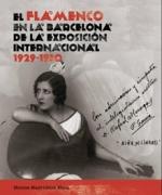 El Flamenco en la Barcelona de 1929