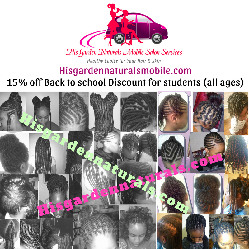 Book your Back to School Savings Now! Click pic.