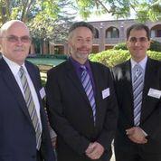 Mr Robert Randall,  Mr Lindsay Swan and Mr Joe Alvaro