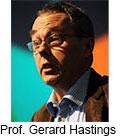 Professor Gerard Hastings
