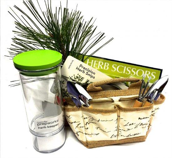 Herb Gardener's Gift Set