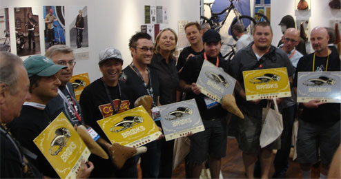 AWARDS CEREMONY & New 2012 Products