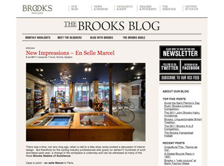 Best of the Brooks Blog