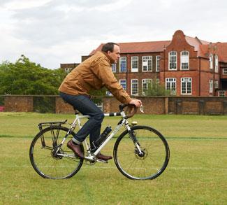 Global Bicycle Race 2012