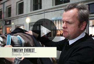 Timothy Everest talks us through the Criterion Jacket