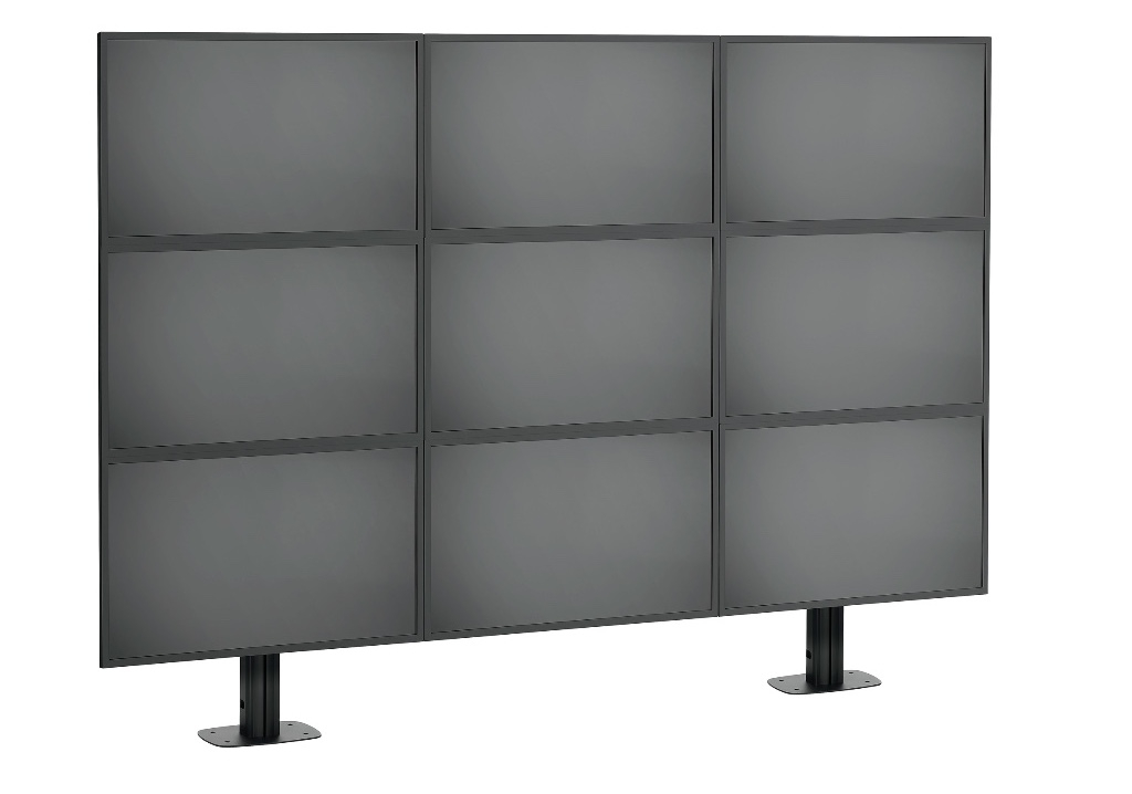 Sistema Video Wall suelo Connect-it