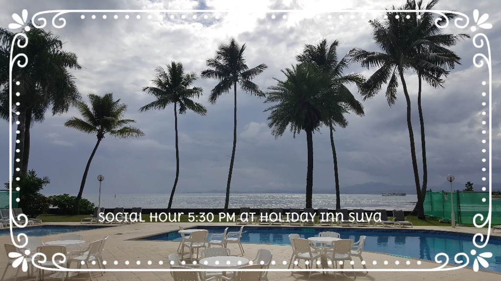 [ 1st Tuesday Holiday Inn Suva 5:30 PM ]
