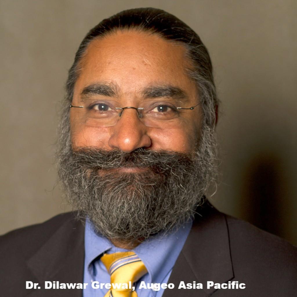 [ Dr. Dilawar Grewal, Augeo Asia Pacific ]