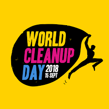 [ World Cleanup Day ]