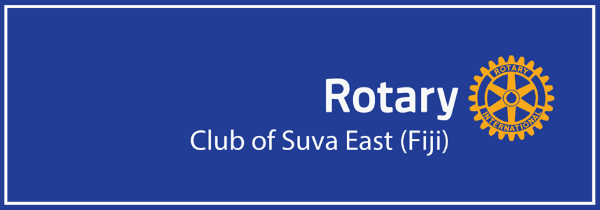 [ Rotary Club of Suva East Banner ]
