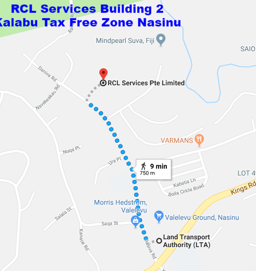 [ RCL Services Bldg 2 Kalabu Tax Free Zone ]
