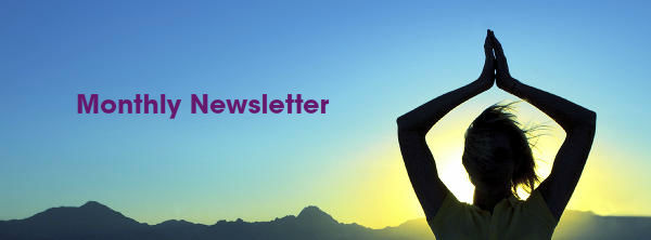 Monthly Newsletter Subscription Form