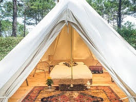 Save or Splurge: Camping Edition