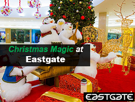 Christmas Magic at Eastgate