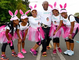 Not only is this for a good cause, but it's also a lot of fun. Get your tickets for the 12th annual Avon Justine iThemba Walkathon, taking place at Marks Park, now.