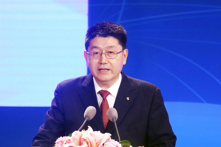 Peng Chun is former chairman of the Bank of Communications. Photo: IC