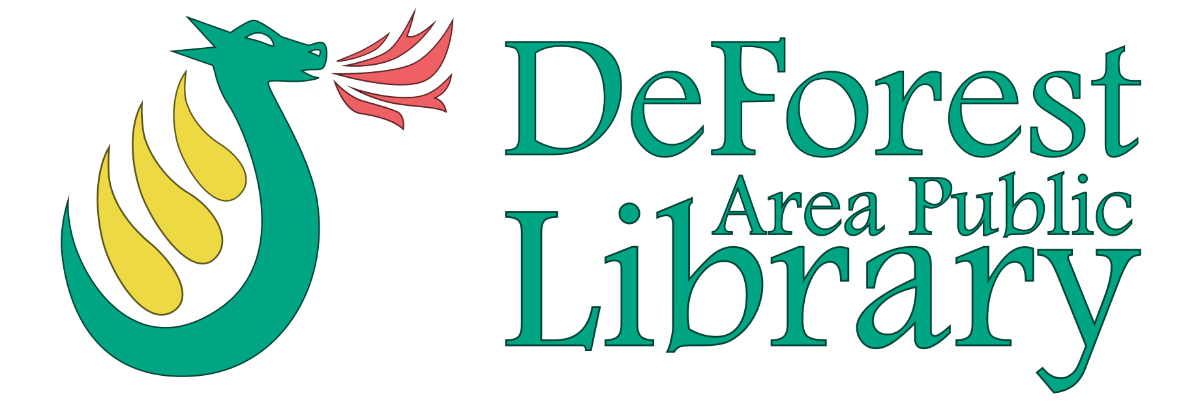 DeForest Area Public Library logo