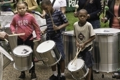 The Dignity Drumline