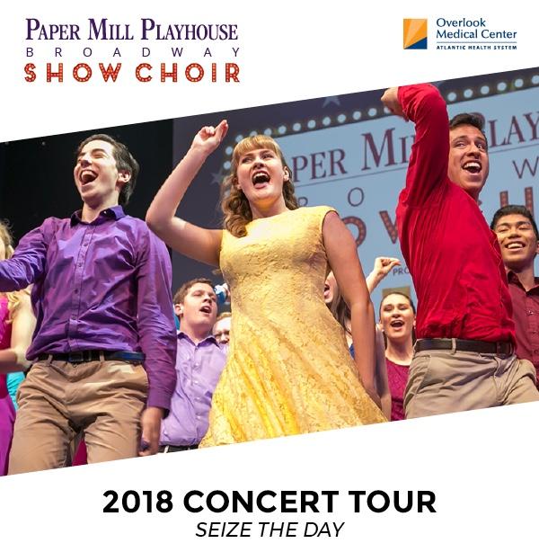 Show Choir Concert Tour