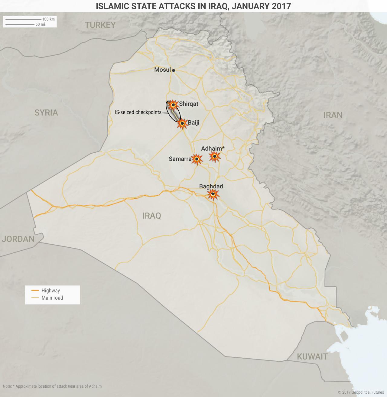 Mosul Islamic State