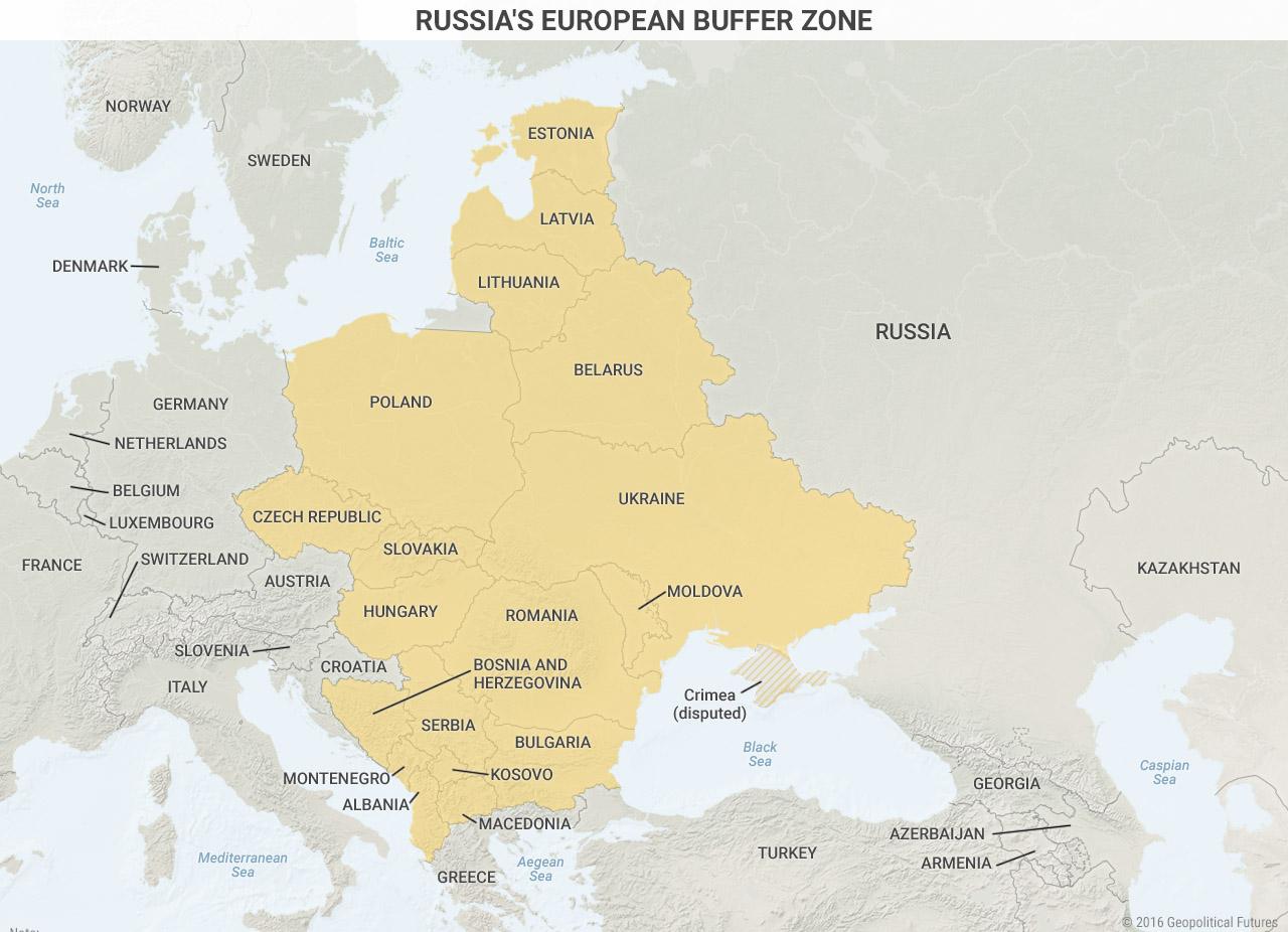 Russia's European Buffer Zone